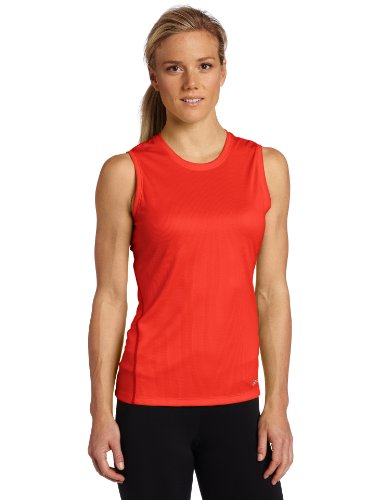 Asics Women's Core Tank, Ruby, Medium