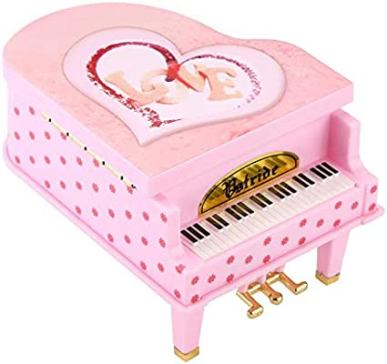Keyren Caja de Musica para Piano Cajas Musicales romanticas ...
