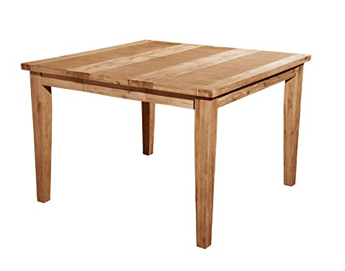 Alpine Furniture Aspen Counter Height Pub Table with Extension
