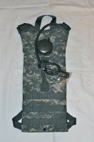 G.I. US Army ACU MOLLE (100 oz.) Hydration System, Outdoor Stuffs