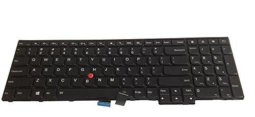 aGood US Layout Backlit Laptop Keyboard For Lenovo ThinkPad E531 T540 T540P T550 L540 W540 W550S W550 W541 Competible 0C45030 04Y2465 04Y2417 04Y2495 0C44952 04Y2387 42F186 BL-105US MP-12P63USJ442W