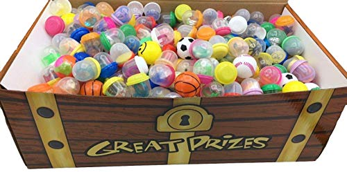Pirate Treasure Chest Toy Box of Prizes FULL of 350+ 1