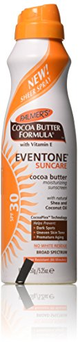 Cocoa Butter Sunscreen