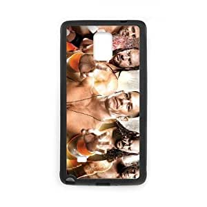 SamSung Galaxy Note4 Black WWE phone cases&Holiday Gift