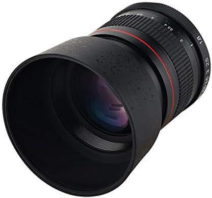 F1.8-F22 - Objetivo para cámara réflex Digital Canon EOS 550D 600D ...