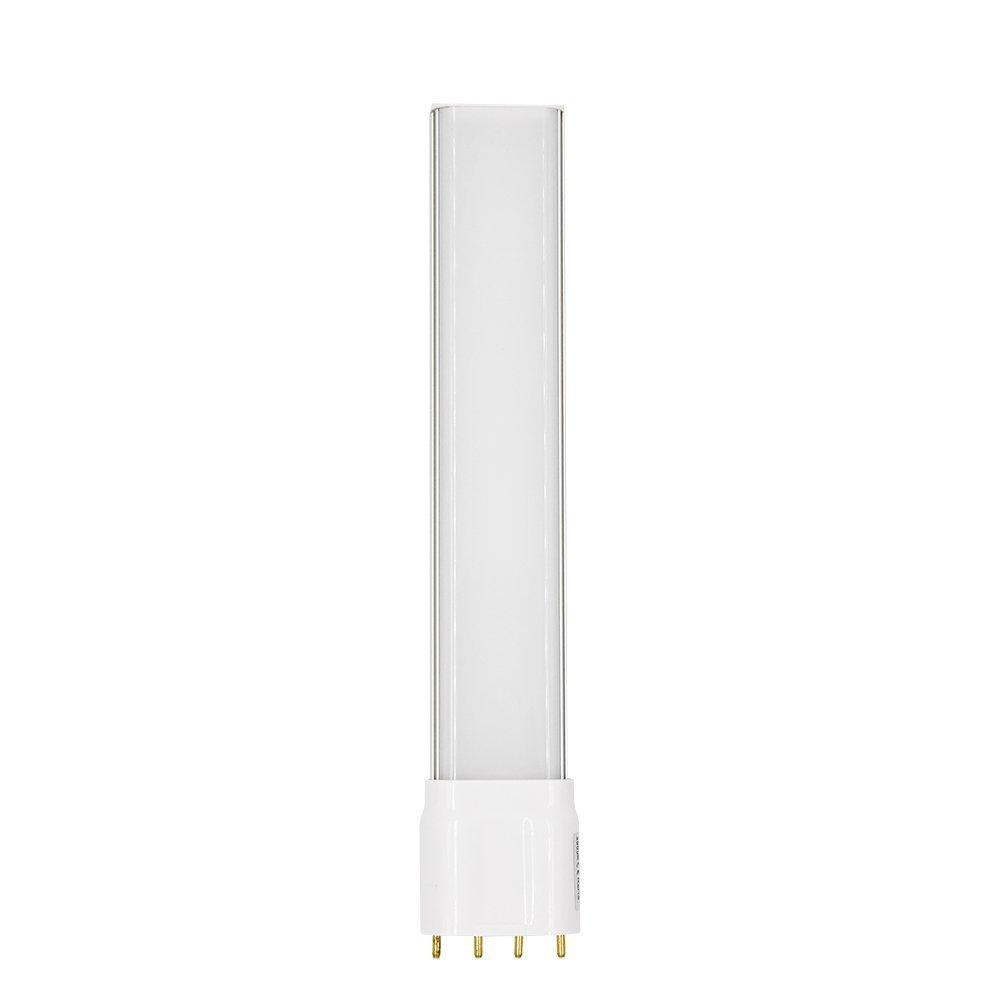 2G11 4 Pin Base 18W LED Light Tube Daywhite 3000k 110-130V LED Light Bulb 1800lm Replace 36W Fluorescent Tube by boy yong (Image #2)