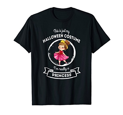 Princess Halloween Costume T-Shirt