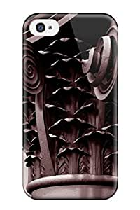 Awesome Case Cover/iphone 4/4s Defender Case Cover(statue Man Made Other)