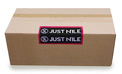 JustNile Wooden Desktop Storage Holder - Flat 5 Slot