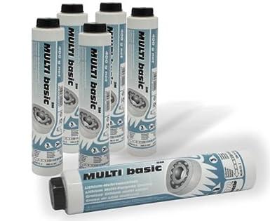Lube-Shuttle Booster-Pack MULTI basic 2M - Cartucho de grasa: Amazon.es: Industria, empresas y ciencia