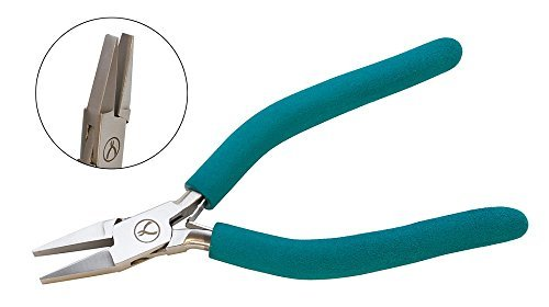 Wubbers Medium Flat Nose Pliers 6 1/2'' by Wubbers (Image #1)