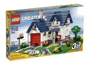 Apple Tree House (5891) - 539 Piece set block toys (parallel import) ()