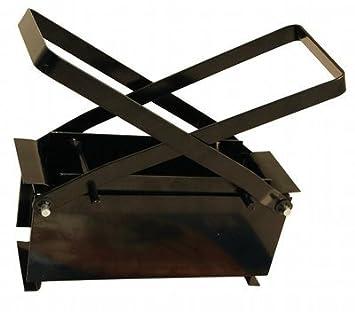 Good Ideas briqueta eléctrica (613) Log eléctrica reciclaje periódicos. Ideal combustible para chimeneas
