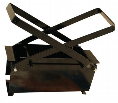 Good Ideas Briquette Maker (613) Log maker recycle newspapers. Ideal fuel for fires and BBQs. LIME SHOP A366-1
