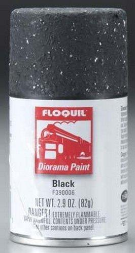 Floquil Diorama 3 oz Spray-Black