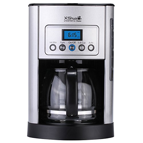 Xshuai 12-Cup Digital Thermal Coffee Maker Programmable...