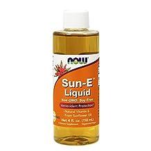 Sun-E Liquid, 4 fl oz by Now Foods