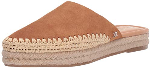 Sam Edelman Women's Austin Shoe, Caramel Suede, 7.5 M US