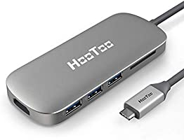 HooToo : -20% sur l'Hub USB C