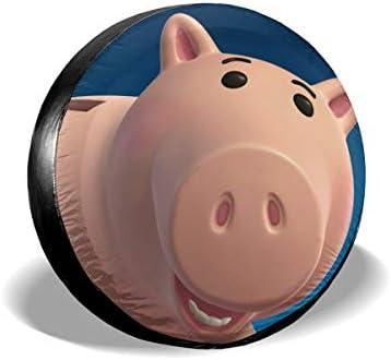 トイストーリーハム3 タイヤトート タイヤカバー タイヤバッグ 持ち運び便利 防日焼け 防水 劣化対策 タイヤ収納 1枚
