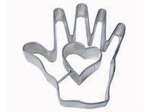 Heart Hand Cookie Cutter product image