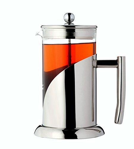 Single Cup Coffee Maker No Plastic : BitElegant French Press Coffee and Tea Maker 34 Oz, 8 Coffee Cup, 1 Liter, 4 Mug, Luxury Heavy ...