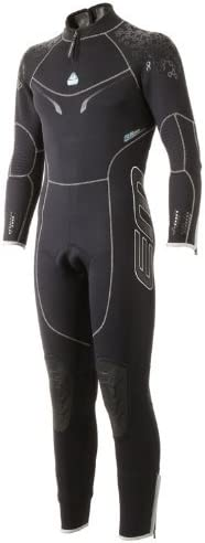 Waterproof Mens W3 3.5mm Backzip Wetsuit