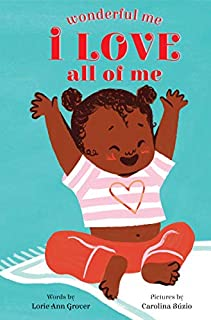 Book Cover: I Love All of Me