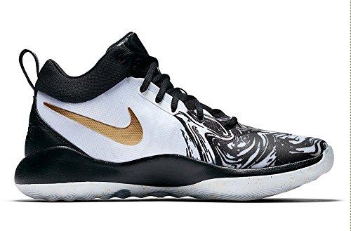 Metallic Men's Black White Gold Zoom BHM Rev QS White Nike Gold Black YaCdC