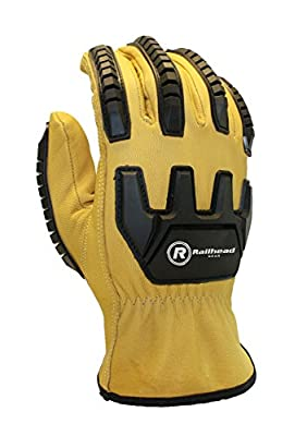 Railhead Goat Skin Gloves