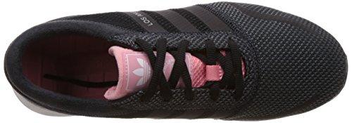 adidas Los Angeles W - Zapatillas para mujer Negro / Rosa