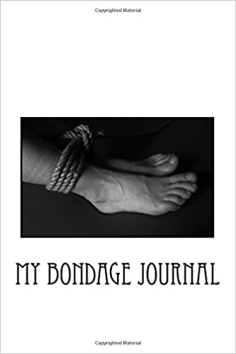 self bondage diary journal