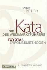 Die Kata des Weltmarktführers: Toyotas Erfolgsmethoden Hardcover