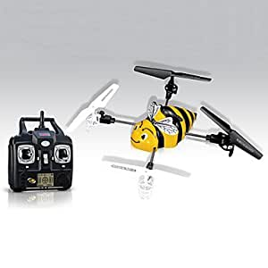 ZCL Syma X1 2.4G 4ch RC Quadcopter with Gyro(Spaceship/Bumblebee/UFO Style) , 1