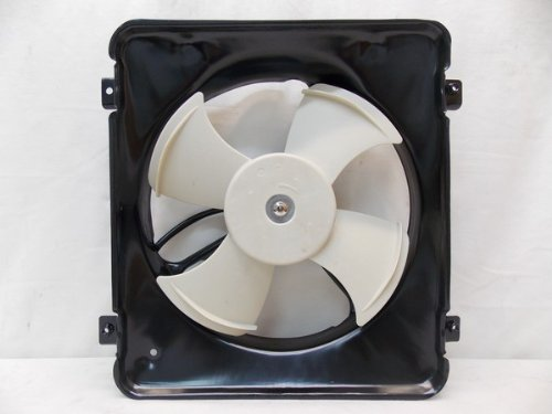 AC A/C CONDENSER COOLING FAN FOR HONDA FITS CIVIC 1.6 L4 4CYL HO3113111