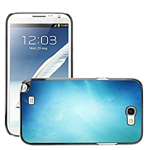 Super Stellar Slim PC Hard Case Cover Skin Armor Shell Protection // M00048015 background aero colorful sky // Samsung Galaxy Note 2 N7100