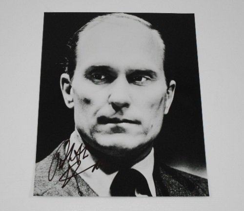 The Godfather Tom Hagen Robert Duvall Signed Autographed B/W 8x10 Glossy Photo Loa