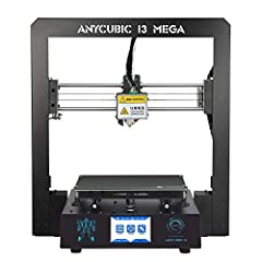 Anycubic Upgraded Full Metal i3 Mega 3D Printer --UltraBase VersionNote: 1. Please check all the wires if are loose before starting it due to the long transportation. 2. The power source have both 110v and 220v, please make sure power supply ...