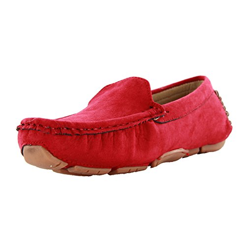 Pictures of Maxu Kid Suede Slip-On Unisex Child 1