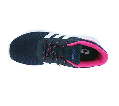 adidas Lite Racer W, Zapatilla de Deporte Baja del Cuello para Mujer, Azul (Maruni/Ftwbla/Azul), 38 EU