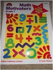 Read Online Math Motivators Grade 1 MP4810 (Paperback) PDF