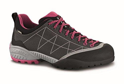 Scarpa Lite fuxia Schuhe Women GTX Zen Anthracite 01rvWq0O