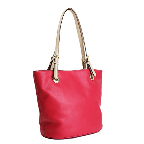 Michael Kors Jet Set Item Leather Tote Shoulder - Online Kors Michael The Store Official And Site