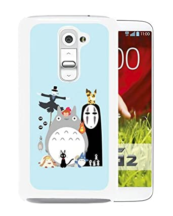 new concept c2489 98e34 Hot Sale LG G2 Case, My Neighbor Totoro 3 White LG G2 Cover Unique ...