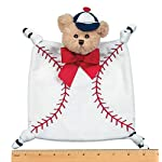 Bearington-Baby-Wee-Lil-Slugger-Small-Baseball-Stuffed-Animal-Lovey-Security-Blanket-8-x-7