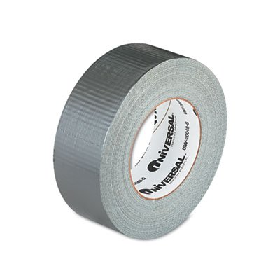 General Purpose Duct Tape, 2'''' x 60yds, Gray, Sold as 1 Roll