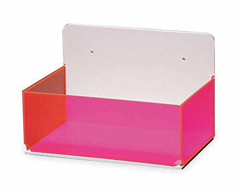 Laboratory Organizer Box,5-1/2 In.H,Red