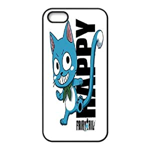 Custom Case Fairy Tail for iPhone 5, 5S Q3T4238472