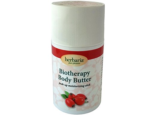 Herbaria Biotherapy Body Butter all natural push up moisturizing stick
