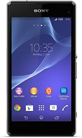 Sony Xperia Z1 Compact - Smartphone libre Android (pantalla 4.3